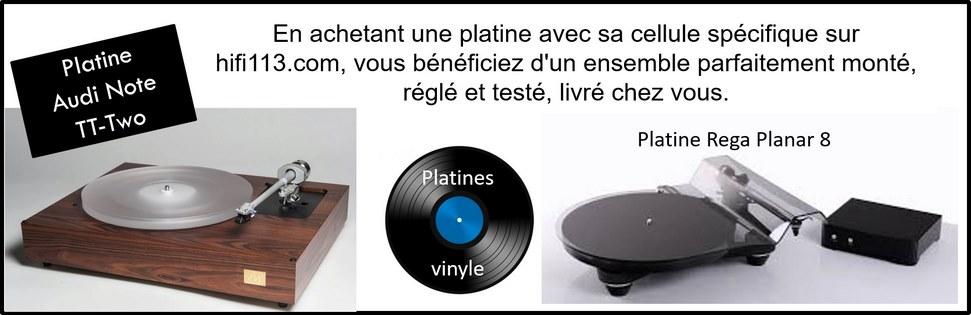 Platine Rega PL3 Pl2 Alain Choukroun HiFi113