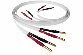 Câbles enceintes Nordost Flat 2 - 2x5 mètres