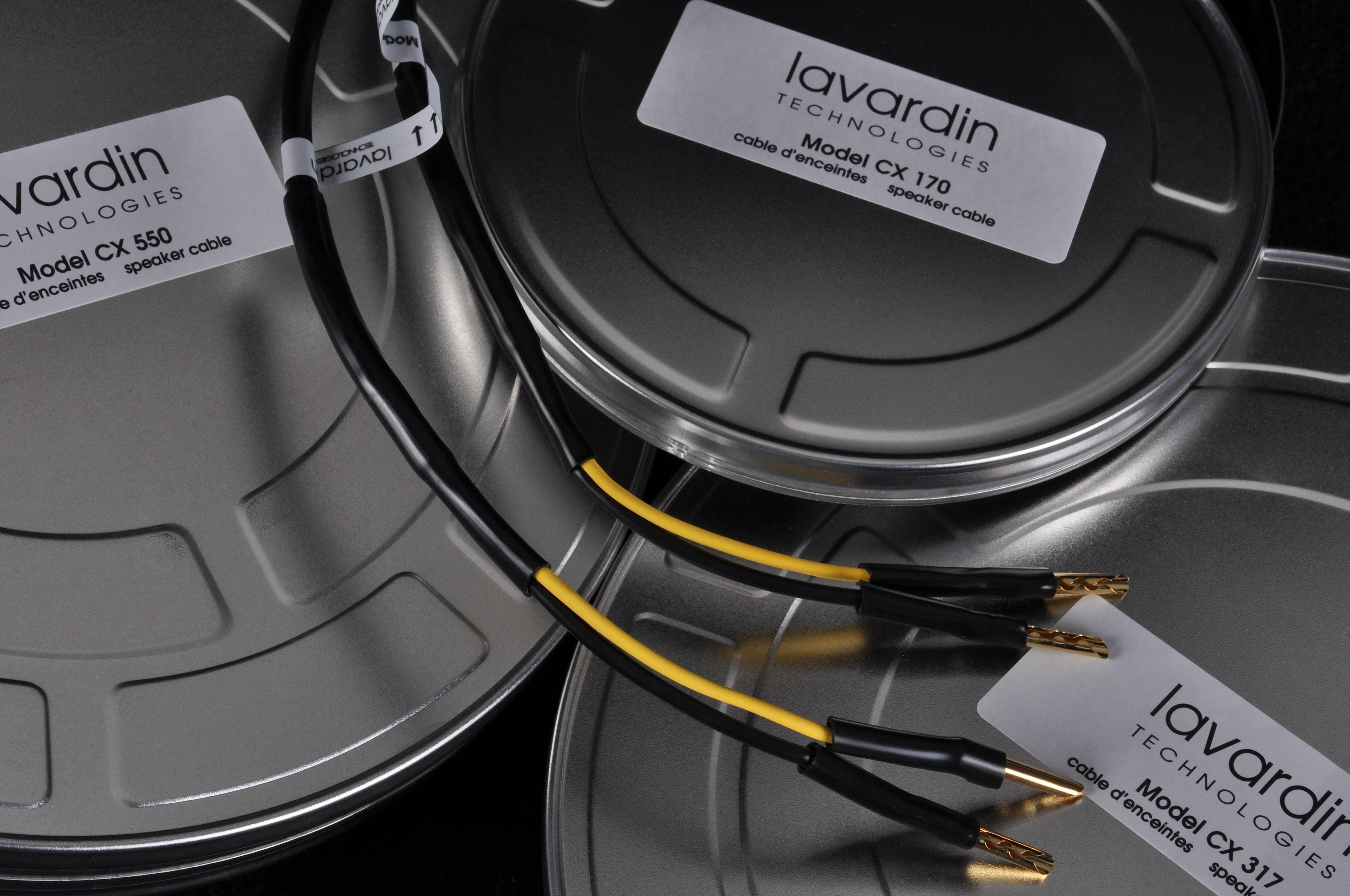 Câbles Enceintes Lavardin CX 170