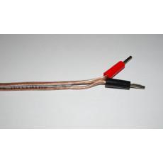 Câbles enceintes Mulidine 2,5 - 2x3mètres
